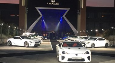 Lexus Retailer Meeting